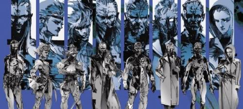 In your opinion, what's the best ending for New Vegas? Mgs4-art-banner
