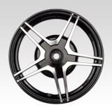 RACING BOY 577-rear-black_s