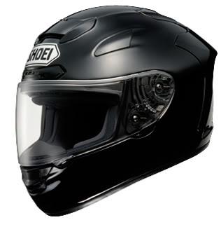 helmets shoei X-Twelve_Black