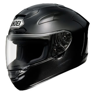 helmets shoei X-Twelve_Black_Metallic