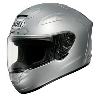 helmets shoei X-Twelve_Light_Silver