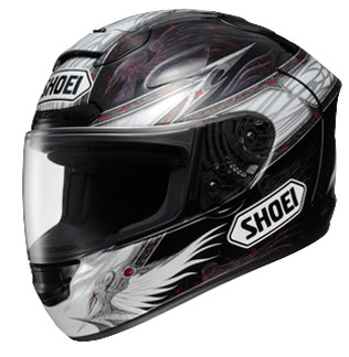 helmets shoei X-Twelve_Martyr_TC-5