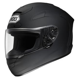 helmets shoei X-Twelve_Matte_Black
