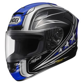 helmets shoei X-Twelve_Streamliner_TC-2