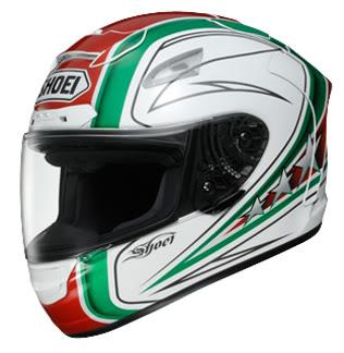helmets shoei X-Twelve_Streamliner_TC-4