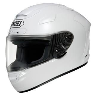 helmets shoei X-Twelve_White