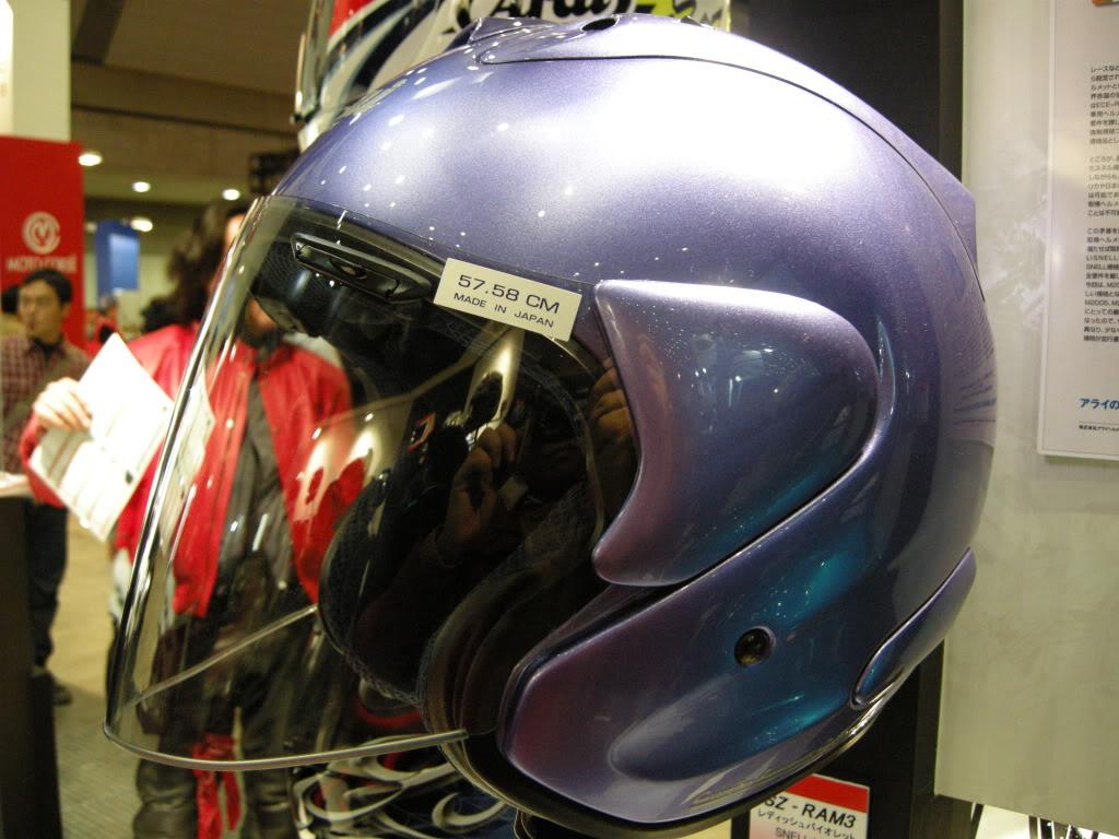 helmet arai ARAIRAMIIILIGHTBLUE