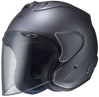 helmet arai Arairam3flatgrey