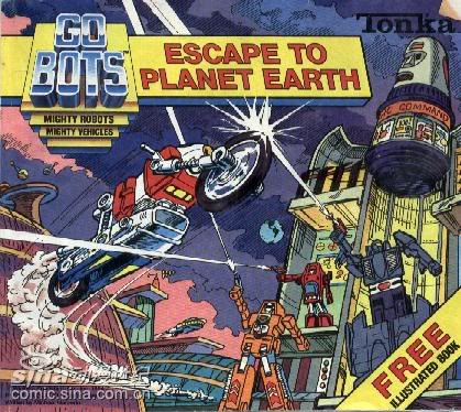 Cartoon Central: Challenge Of The Gobots 5214b6