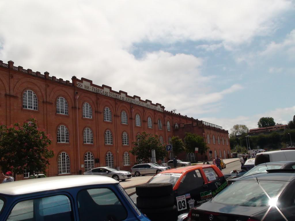 Prova de Perícia Automóvel de Aveiro - 4/5/08 DSC00115
