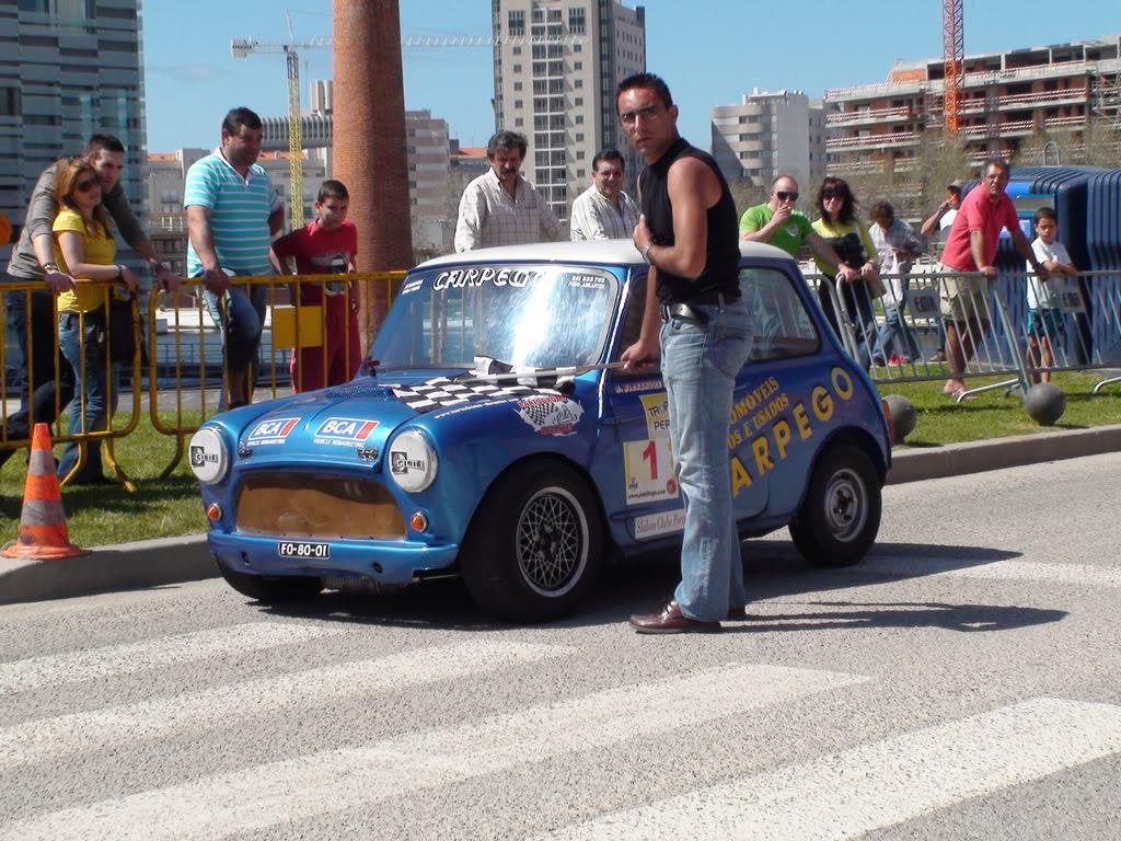 Prova de Perícia Automóvel de Aveiro - 4/5/08 DSC00134