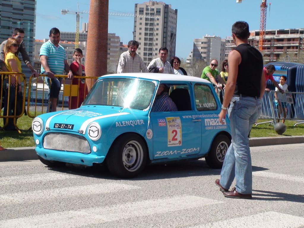 Prova de Perícia Automóvel de Aveiro - 4/5/08 DSC00137