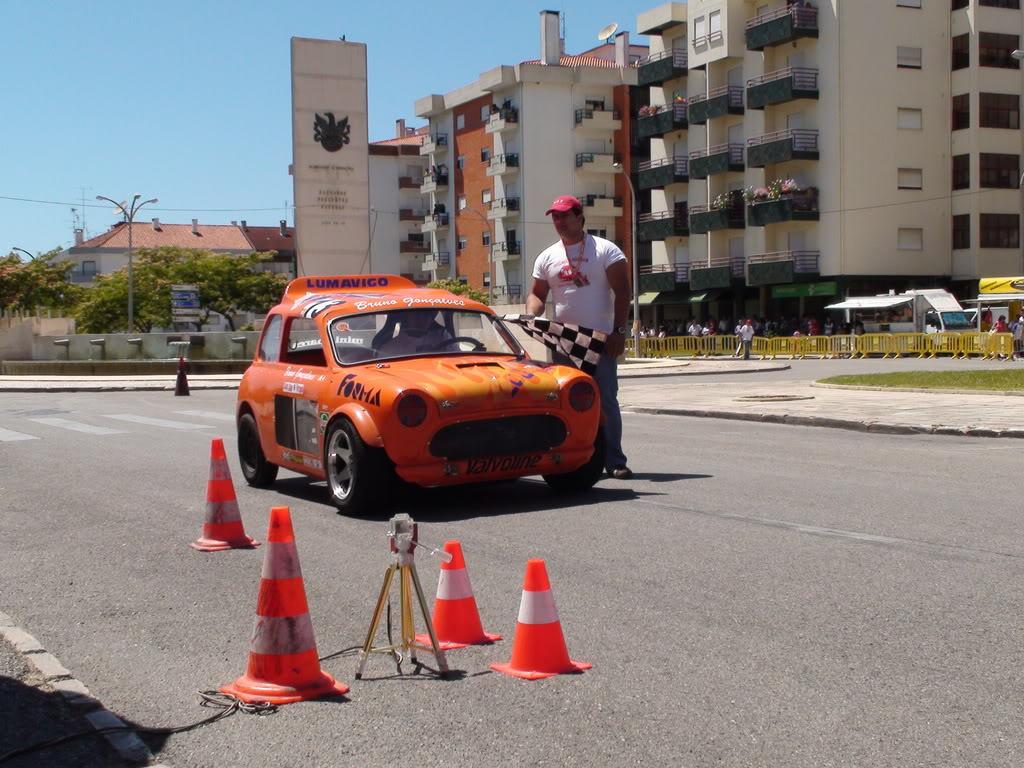 Prova de Perícia Automóvel de Pombal 2008 - Prova Espectáculo DSC00585