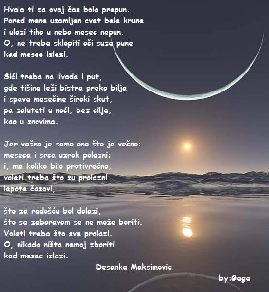 Poezija u slikama HvalatiDMaksimovic