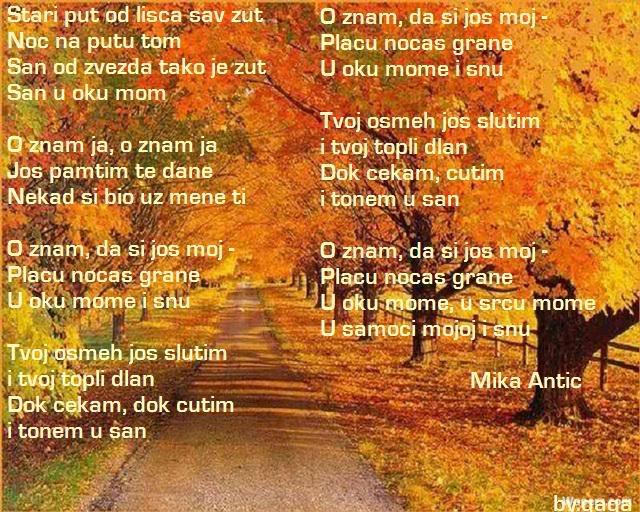 Poezija u slici - ostalo NekedavnezvezdeMAntic