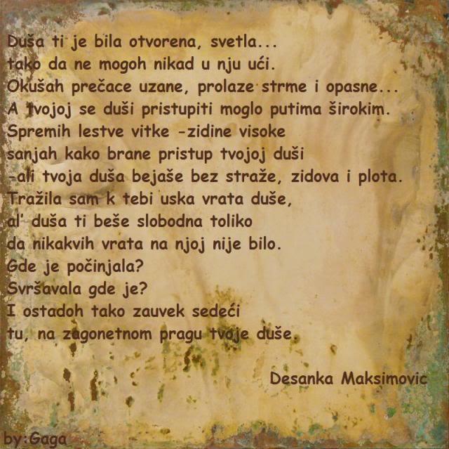 Stihovi u slici - Page 6 Dusatijebila