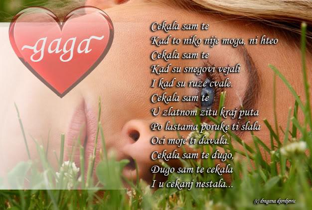 Poezija u slici - Page 3 Gagapesma