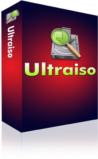 UltraISO Premium Edition  لعمل ملفات الإيزو Box
