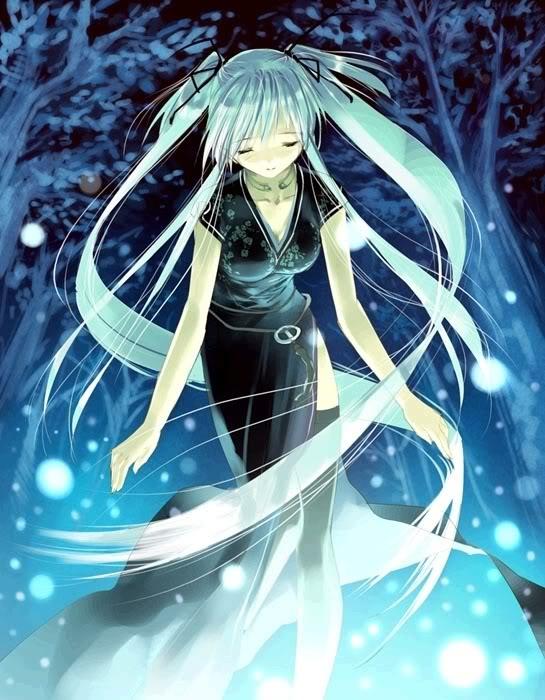 Anahita CÆLIA  The White Mage Animegirl