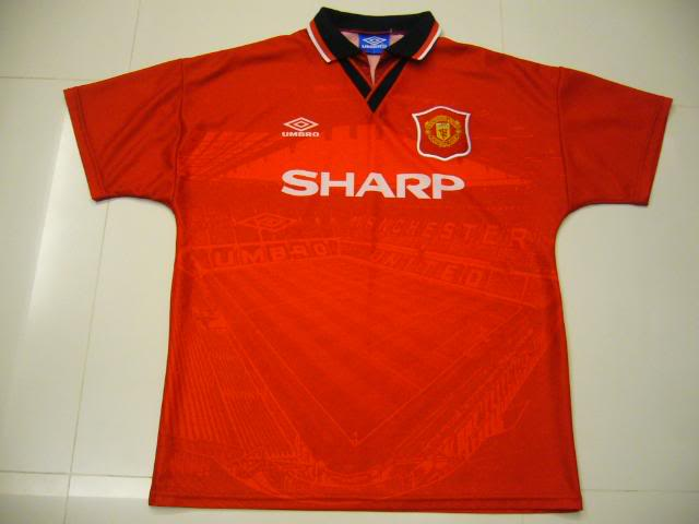 the best attitude b413e a633d Giggsy's Man Utd Kit (April 2010 shirts update on page 1 ...