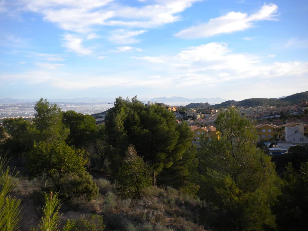 Curso rastreo en Murcia DSCN1460