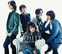 KAT-TUN: Lista de sencillos (single) 220px-White