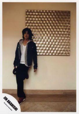 Galeria de Jin Akanishi  London2-1
