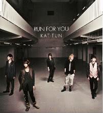 KAT-TUN: Lista de sencillos (single) Runforyou-2