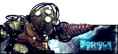 A sig my friend made for me a long time ago. Bioshock-frosty