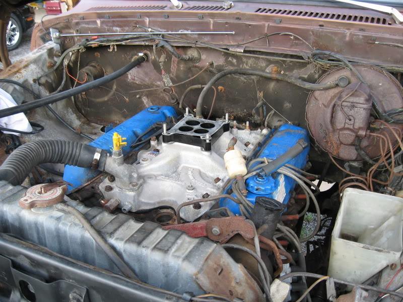 79 F350 4x4 beater build IMG_1168