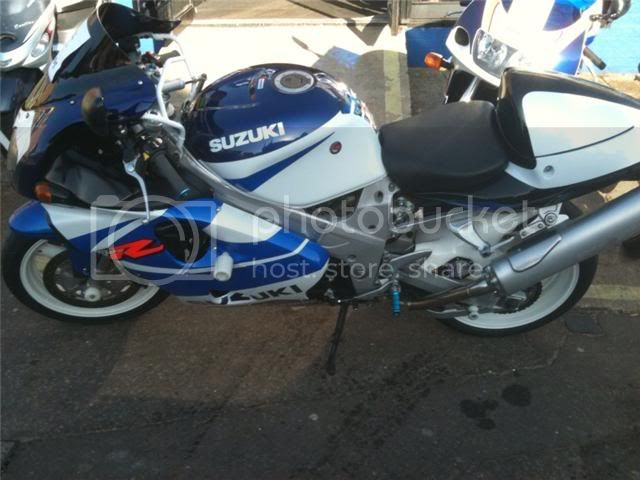 Latest Purchase!! JAP content inside Tl1000r1