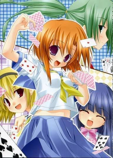 Our people =) Higurashi44