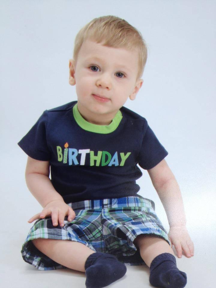 My Son's First Birthday! 1-4