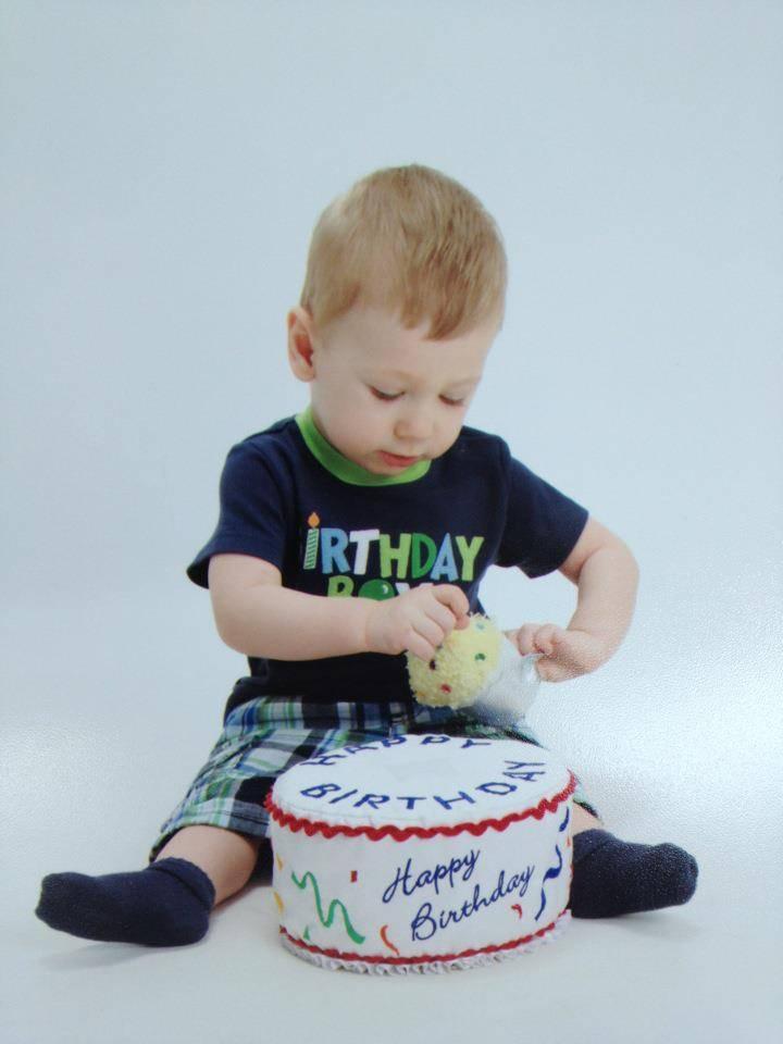 My Son's First Birthday! 2-2