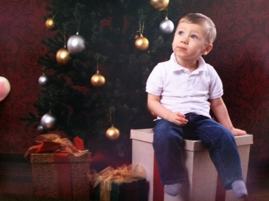 Caden's Christmas Photos Photo-1117