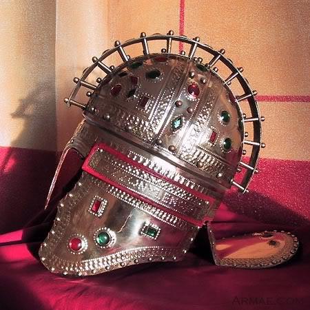 Le casque d'Agris 111PDHL169A