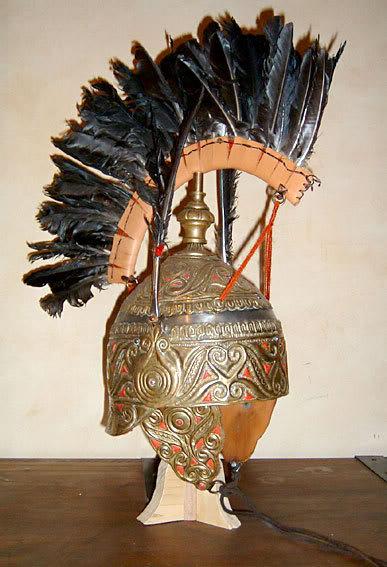Le casque d'Agris A17