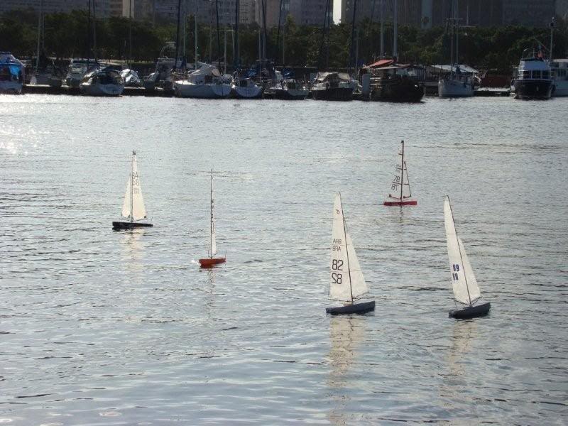 Festa da Flotilha Barravela do Rio de Janeiro na Volvo Ocean Race 2009 Abril2009059