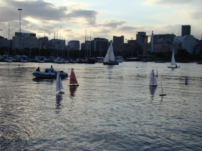 Festa da Flotilha Barravela do Rio de Janeiro na Volvo Ocean Race 2009 Abril2009084
