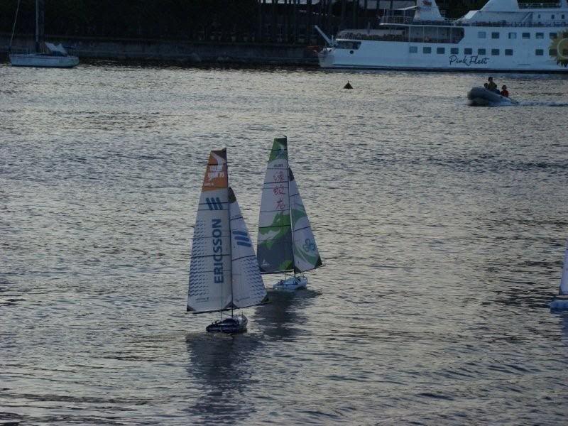 Festa da Flotilha Barravela do Rio de Janeiro na Volvo Ocean Race 2009 Abril2009093