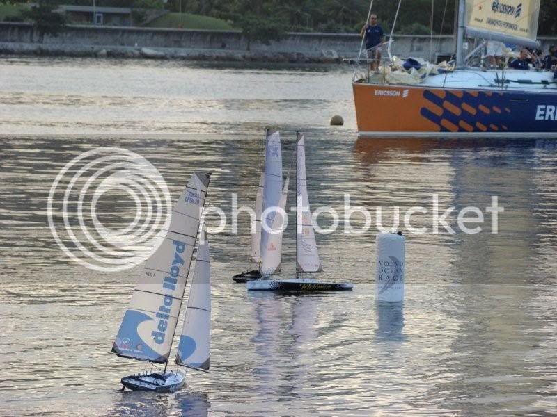 Festa da Flotilha Barravela do Rio de Janeiro na Volvo Ocean Race 2009 Abril2009119