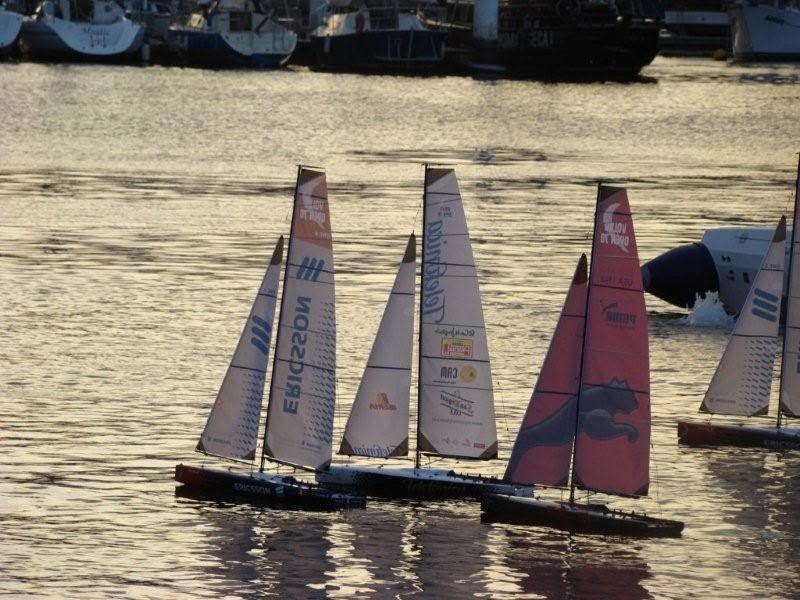 Festa da Flotilha Barravela do Rio de Janeiro na Volvo Ocean Race 2009 Abril2009133