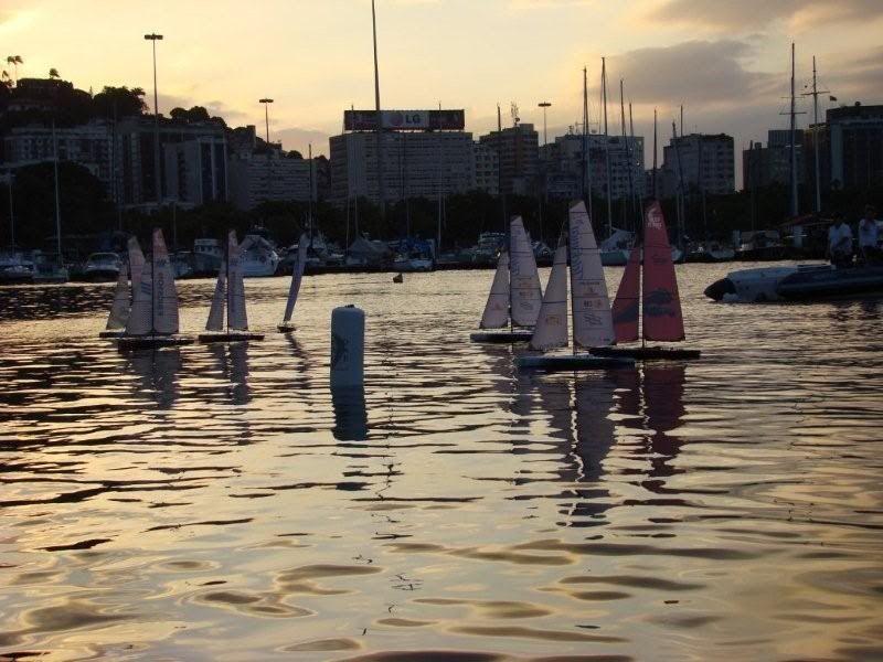 Festa da Flotilha Barravela do Rio de Janeiro na Volvo Ocean Race 2009 Abril2009138