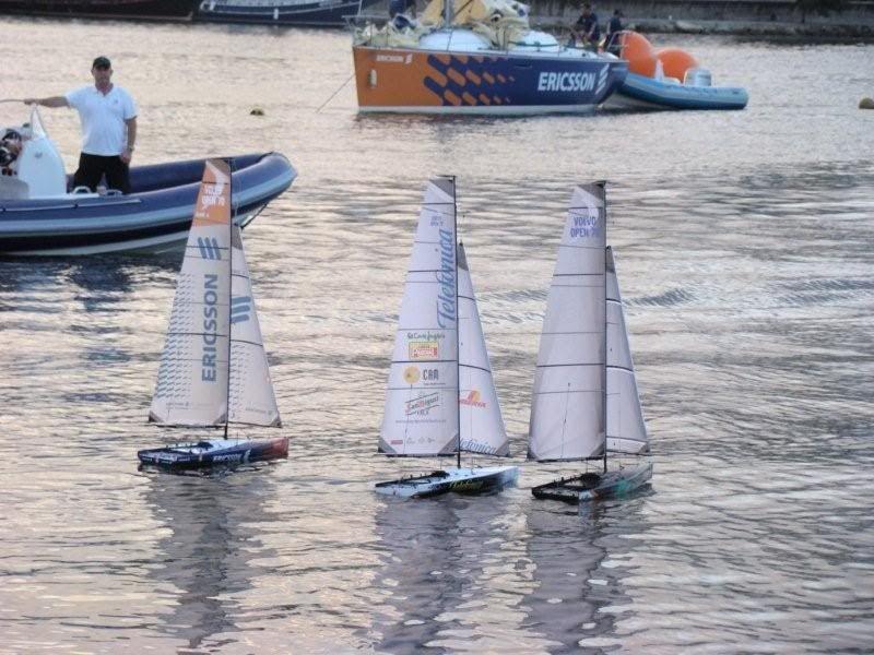 Festa da Flotilha Barravela do Rio de Janeiro na Volvo Ocean Race 2009 Abril2009142