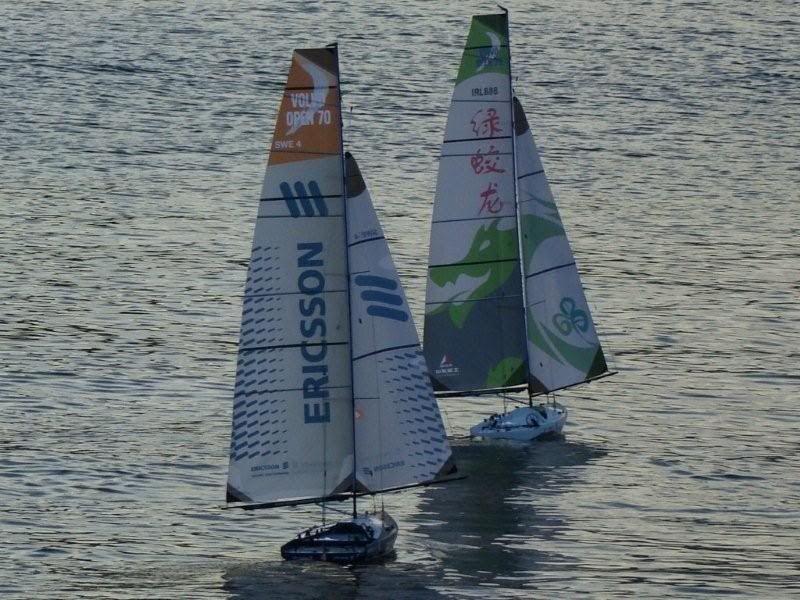 Festa da Flotilha Barravela do Rio de Janeiro na Volvo Ocean Race 2009 Abril2009154