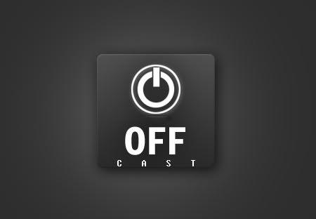 OFF Cast: O projeto. Logo01