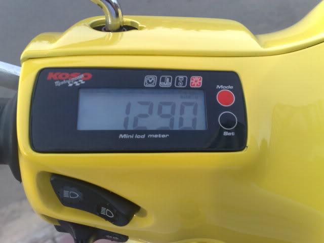 """Vãi hàng """"Vespa LX 150"""" 23102008120"""