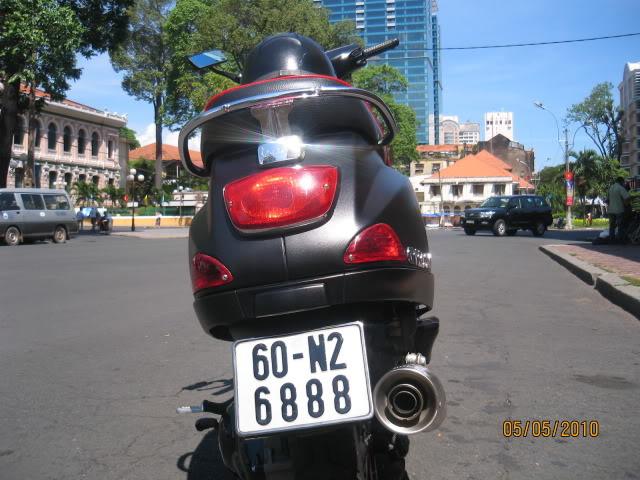 """Vãi hàng """"Vespa LX 150"""" IMG_0205"""