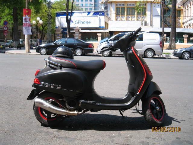 """Vãi hàng """"Vespa LX 150"""" IMG_0206"""