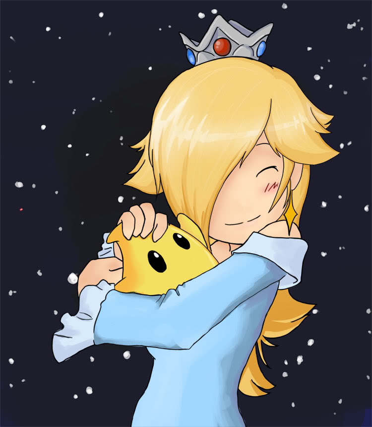 Fun and Game: Guess Whose The Next Poster - Page 2 Rosalina_by_Haspien